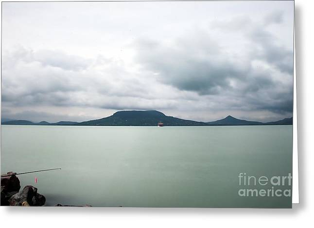 Beautiful Scenery Greeting Cards -  Landscape Greeting Card by Odon Czintos