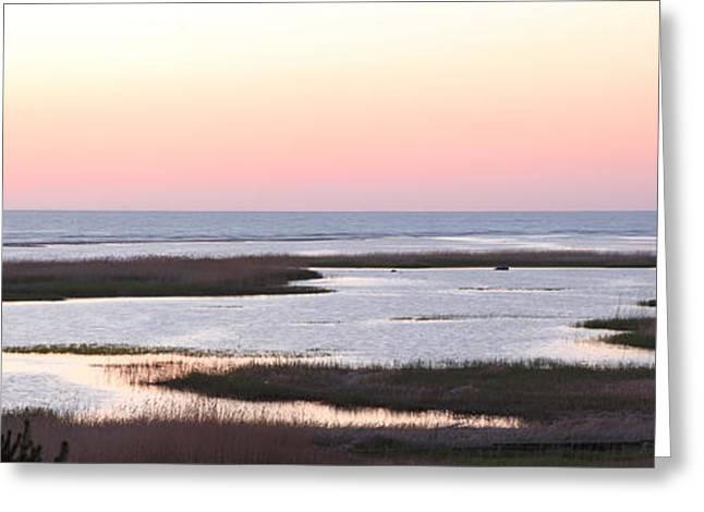 Rand Park Greeting Cards - Baltic Sea Greeting Card by Igors Parhomciks