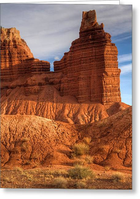 Garfield County Greeting Cards - Capitol Reef National Park Greeting Card by Utah Images