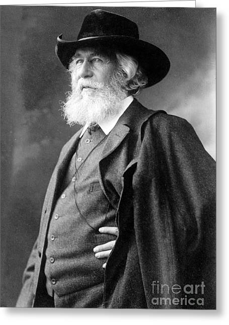 Ernst Heinrich Philipp August Haeckel Greeting Cards - Ernst Haeckel, German Biologist Greeting Card by Science Source