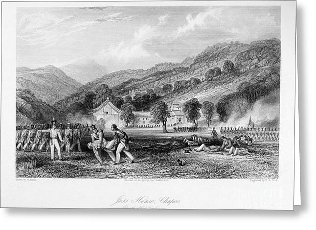 1842 Photographs Greeting Cards - First Opium War, 1842 Greeting Card by Granger