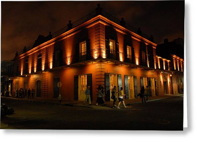 Eye4life Photography Greeting Cards - French Quarter Greeting Card by Alicia Morales
