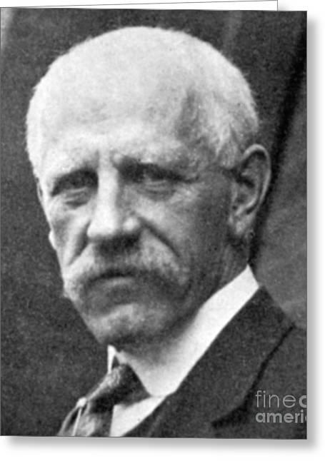 Nansen Greeting Cards - Fridtjof Nansen, Norwegian Explorer Greeting Card by Science Source