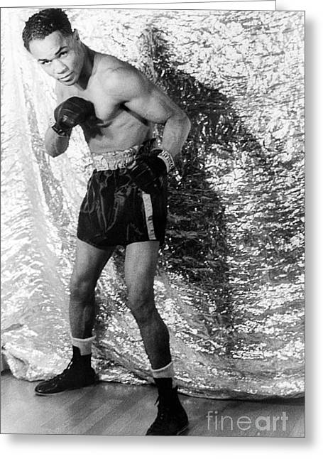 Henry Armstrong (1912-1988) Greeting Card by Granger