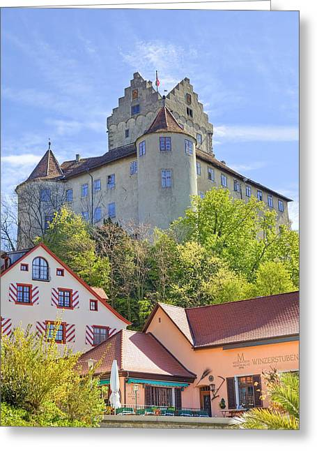 Lake Constance Greeting Cards - Lake Constance Meersburg Greeting Card by Joana Kruse