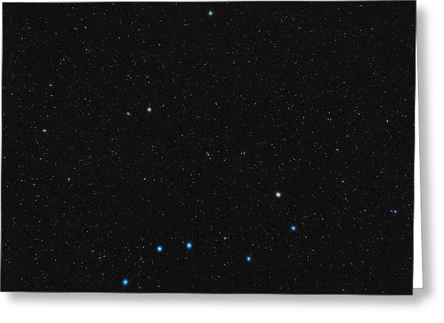 Recently Sold -  - Constellations Greeting Cards - North Celestial Pole Greeting Card by Eckhard Slawik