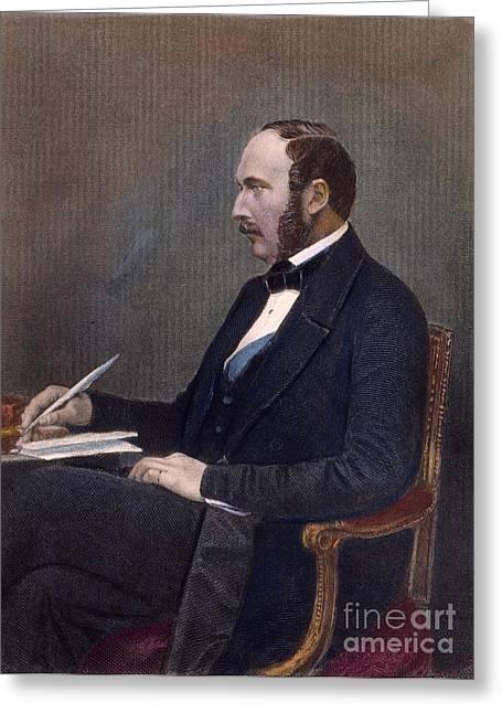 Prince Albert (1819-1861) Greeting Card by Granger