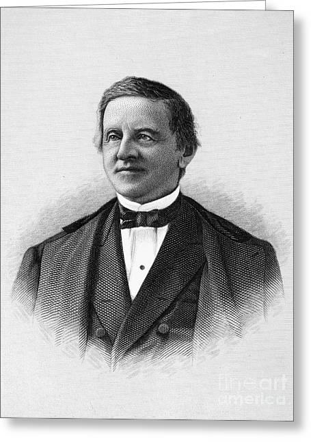 Tilden Greeting Cards - Samuel J. Tilden (1814-1886) Greeting Card by Granger