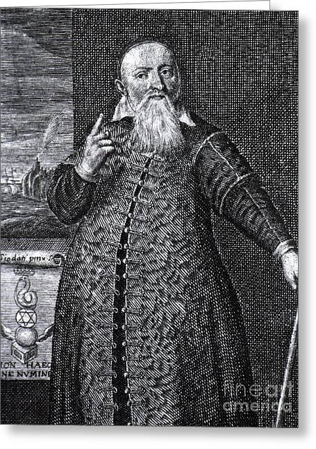 Experiment Greeting Cards - Theodore De Mayerne, Swiss Physician Greeting Card by Science Source