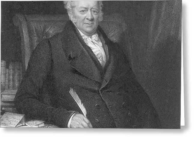 THOMAS CLARKSON (1760-1846) Greeting Card by Granger