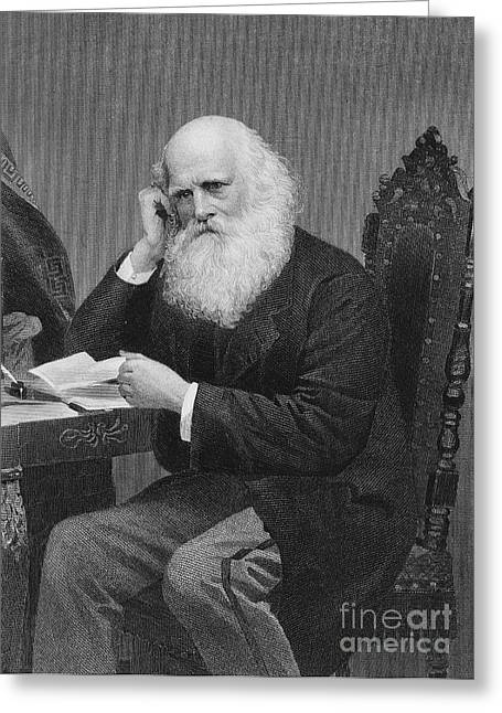 William Cullen Bryant Greeting Card by Granger