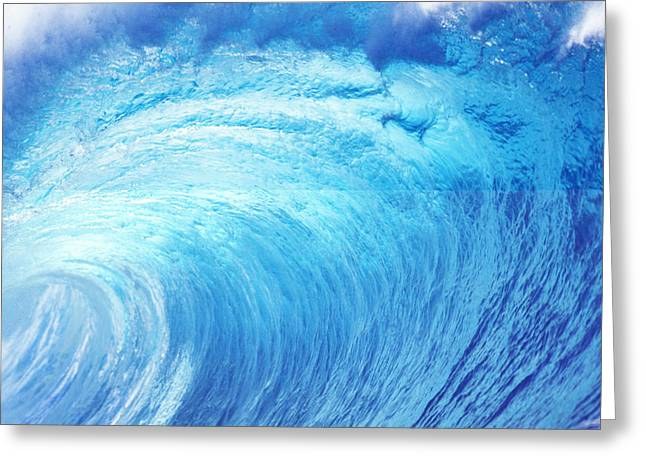 Vince Greeting Cards - World Famous Pipeline Greeting Card by Vince Cavataio - Printscapes