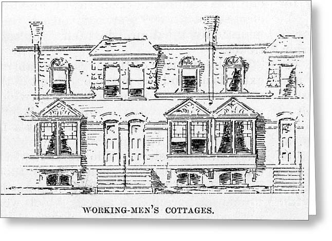 Pullman, Chicago Greeting Card by Granger