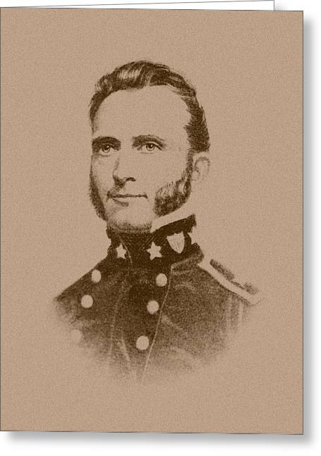 Stonewalls Greeting Cards - Stonewall Jackson Greeting Card by War Is Hell Store