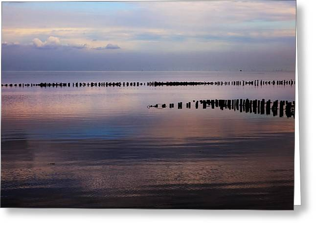 Wadden Sea Greeting Cards - Sylt Greeting Card by Joana Kruse