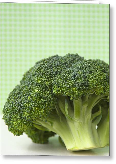 Fresh Produce Greeting Cards - Untitled Greeting Card by Marlene Ford