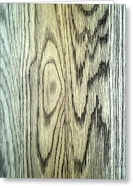 Natural Resources Greeting Cards - Wood texture Greeting Card by Blink Images