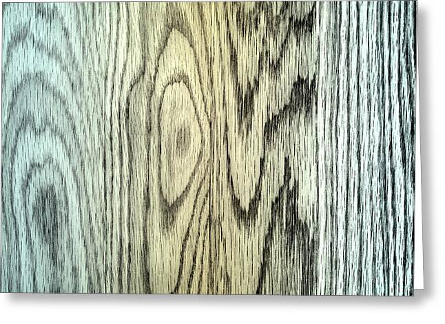 Wood texture Greeting Card by Blink Images