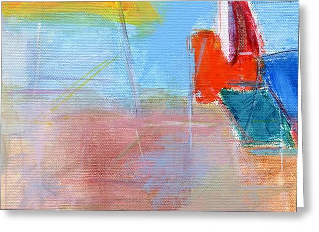 North Carolina Paintings Greeting Cards - RCNpaintings.com Greeting Card by Chris N Rohrbach