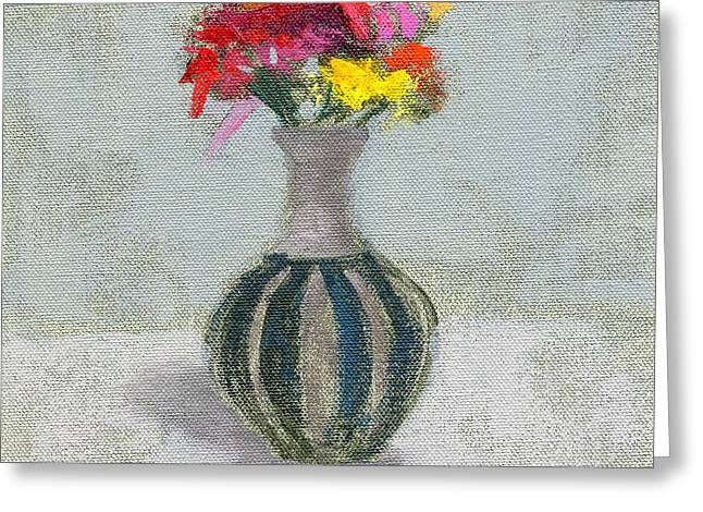 Still Paintings Greeting Cards - RCNpaintings.com Greeting Card by Chris N Rohrbach