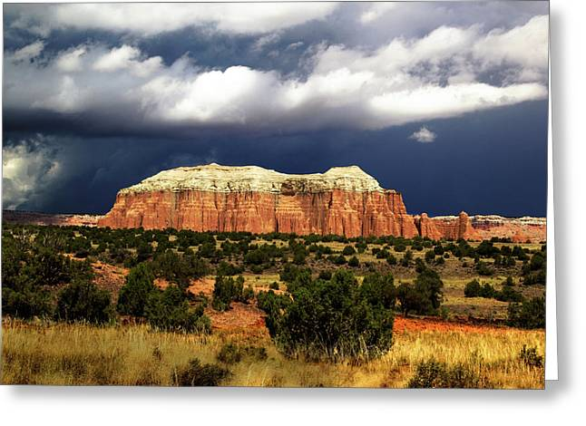 Best Sellers -  - Southern Utah Greeting Cards - Capitol Reef National Park Greeting Card by Mark Smith