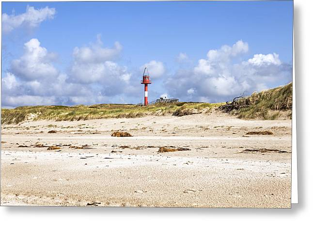Reserve Greeting Cards - Hoernum - Sylt Greeting Card by Joana Kruse