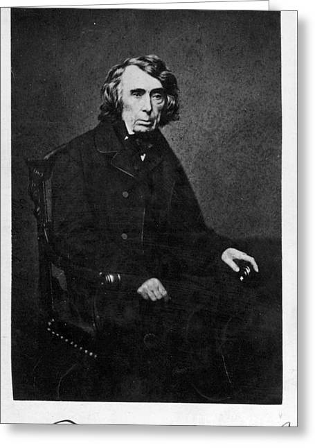Dred Scott Greeting Cards - Roger B. Taney (1777-1864) Greeting Card by Granger