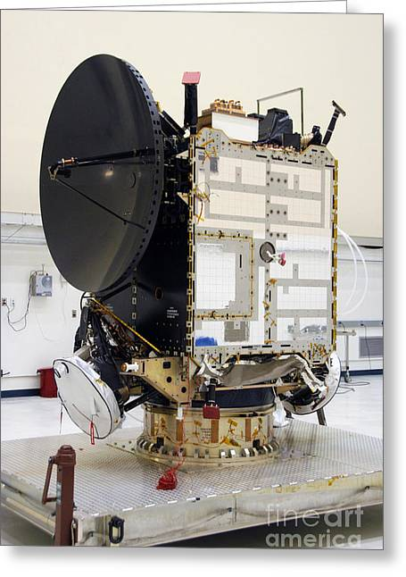 Clean Room Greeting Cards - The Dawn Spacecraft Greeting Card by NASA/Science Source