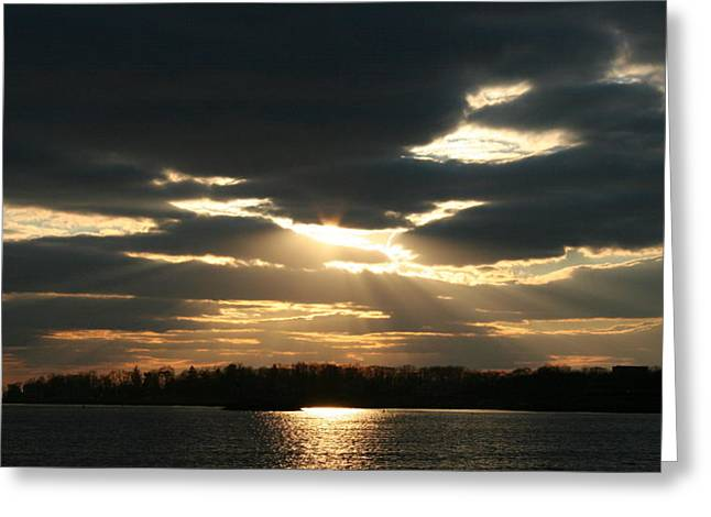 Stephen Melcher Greeting Cards - 4096 Greeting Card by Stephen Melcher