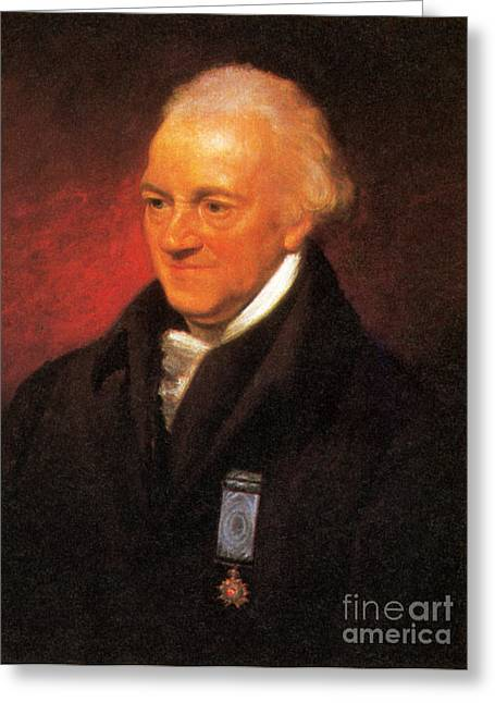 Technical Photographs Greeting Cards - William Herschel, German-british Greeting Card by Science Source