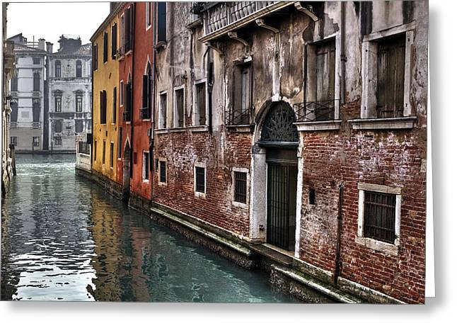 Dorsoduro Greeting Cards - Venezia Greeting Card by Joana Kruse