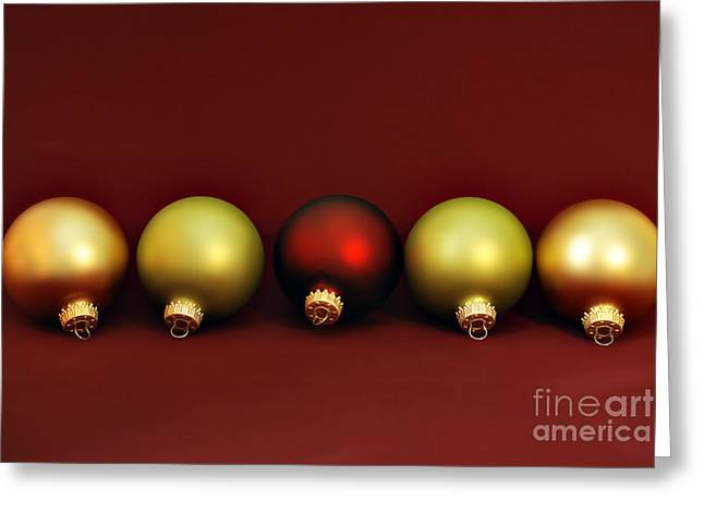Christmas Greeting Greeting Cards - Christmas Greeting Card by HD Connelly