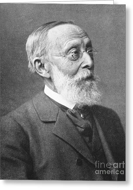 Reform Greeting Cards - Rudolph Virchow, German Polymath Greeting Card by Science Source