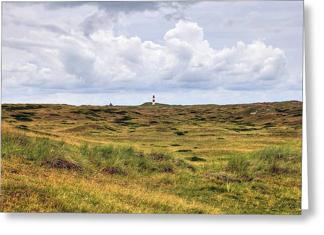 Reserve Greeting Cards - Sylt Greeting Card by Joana Kruse
