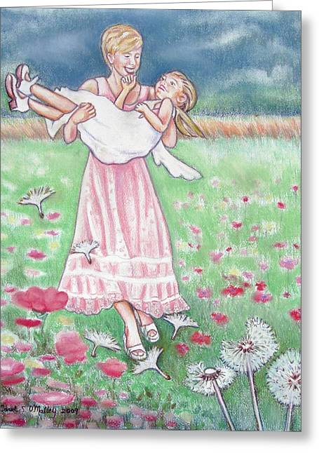 A Day To Remember Greeting Card by Carol OMalley