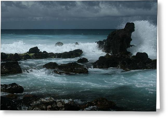 Pacific Ocean Prints Digital Art Greeting Cards - A Delicate Way Greeting Card by Sharon Mau