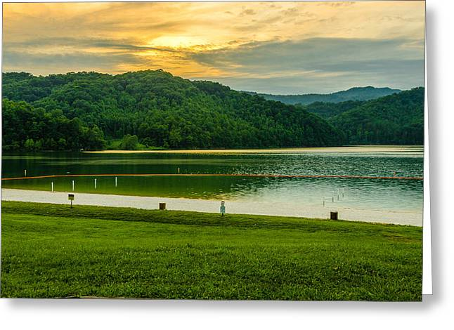 Ken Beatty Greeting Cards - A Good Day Greeting Card by Ken Beatty
