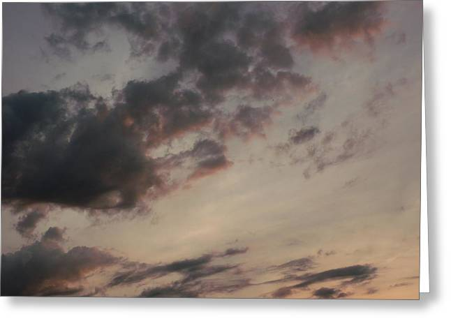 A Mellow Sunset Greeting Card by Brian  Maloney