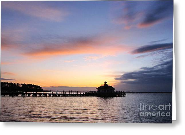 Shallowbag Bay Greeting Cards - A New Day Greeting Card by Anthony Stephens