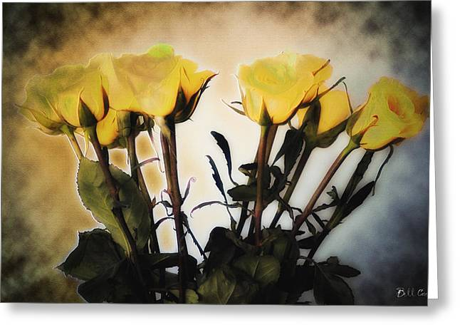 Bill Cannon Photography Greeting Cards - A Rose is A Rose is A Rose Greeting Card by Bill Cannon