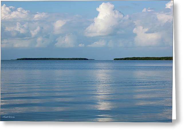 Islamorada Greeting Cards - A Special Place in Islamorada Florida Keys Greeting Card by Michelle Wiarda