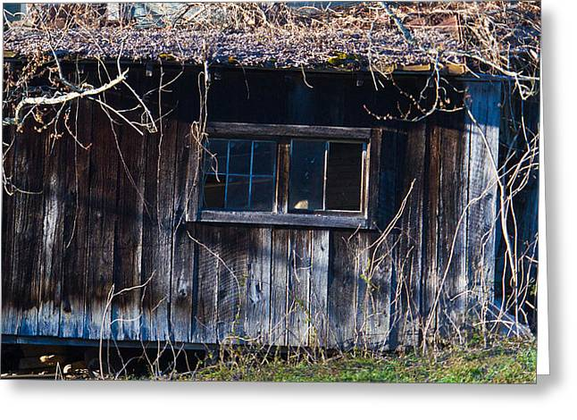 Morgan County Greeting Cards - Abandoned Frarmhouse 11 Greeting Card by Douglas Barnett