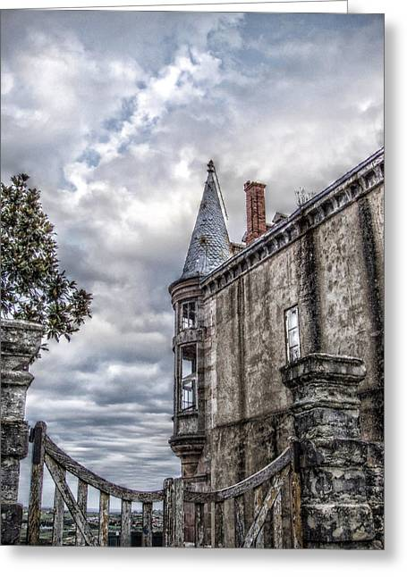 Located Greeting Cards - Abandoned house Greeting Card by Angel Jesus De la Fuente
