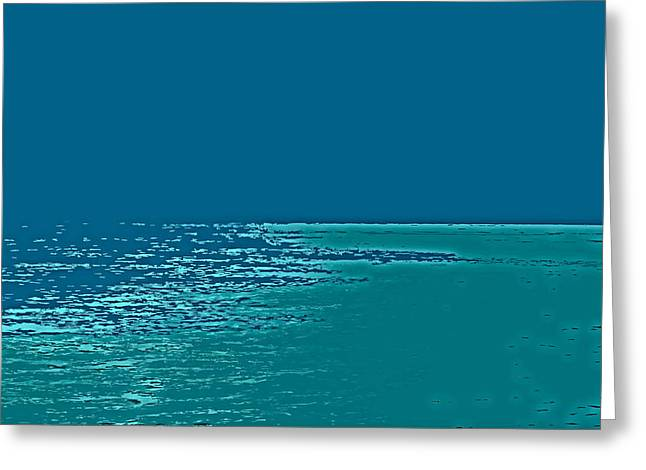 Pamela Cooper Greeting Cards - Abstract 138 Greeting Card by Pamela Cooper