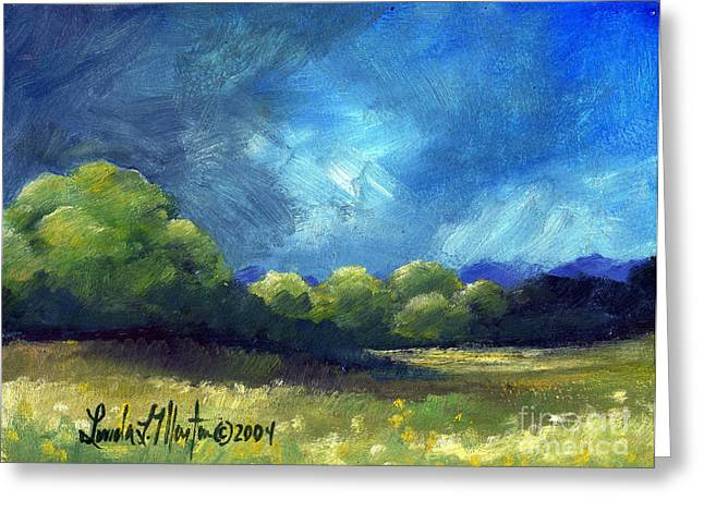 Llmartin Greeting Cards - After The Storm Greeting Card by Linda L Martin