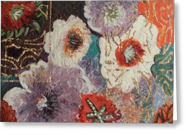 Afternoon Imagination  Greeting Card by Anne-Elizabeth Whiteway