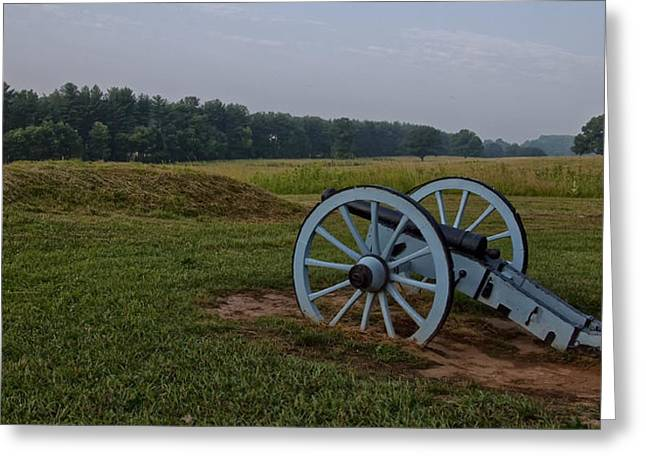 Battlefield Site Greeting Cards - Aim Fire visit www.AngeliniPhoto.com for more Greeting Card by Mary Angelini