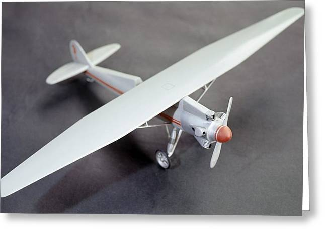 Model Aircraft Greeting Cards - Aircraft Designed By Sergei Korolev Greeting Card by Ria Novosti