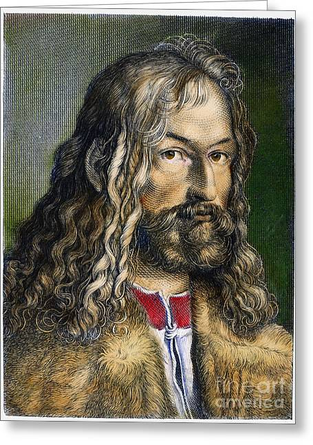 Albrecht DÜrer (1471-1528) Greeting Card by Granger
