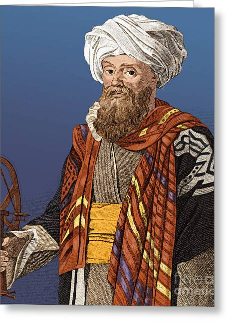 Bey Greeting Cards - Ali Bey Al-abbasi Greeting Card by Photo Researchers